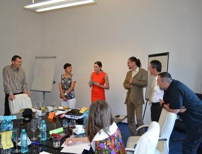 Networkingové setkání na Business Institutu