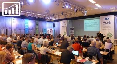 Konferencia Firemné informačné systémy 2018
