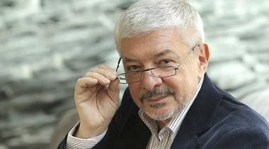 "Vladimír Železný na tému: ""Môj život v médiách a politike"""