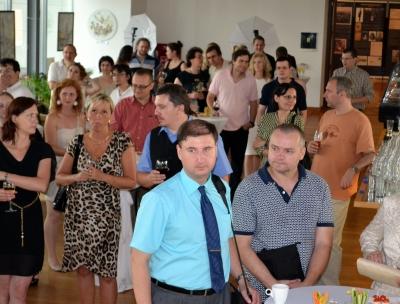 Networking - Café Vítkov 2014