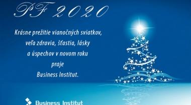 Vianočné prianie od Business Institutu